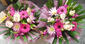 'Thank You' Bouquets